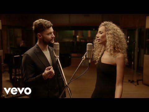 gratis download video - Calum-Scott-Leona-Lewis--You-Are-The-Reason-Duet-VersionBehind-The-Scenes