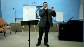 Costel Cuciurean – Atelierul de evanghelizare.