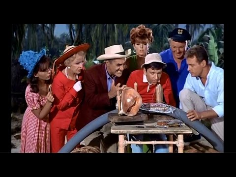The Professor Builds a Telephone to Call for Help - Gilligan's Island - 1966