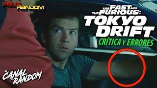 Nonton Errores de peliculas Fast and Furious 3 Tokyo Drift Race A todo Gas Critica WTF PQC Film Subtitle Indonesia Streaming Movie Download