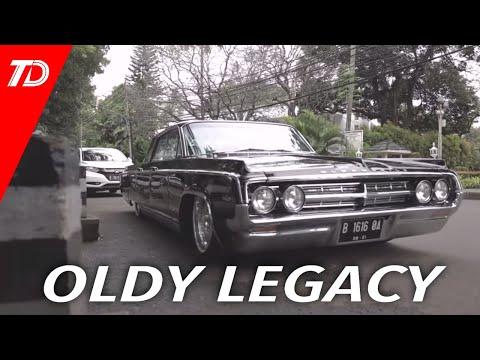 Classic Car: Oldsmobile Ninety-Eight 1963