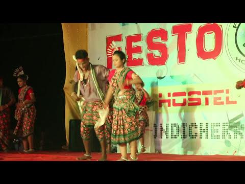 Video Sambalpuri Folk Dance-Pakhana Upare Jharana Pani-Hostel Day-2016-PU download in MP3, 3GP, MP4, WEBM, AVI, FLV January 2017