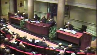 Convegno costi democrazia - Sergio Rizzo