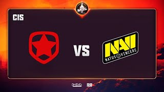 Gambit Esports vs Natus Vincere, MDL Disneyland® Paris Major CIS QL, bo3, game 1 [Lex & 4ce]