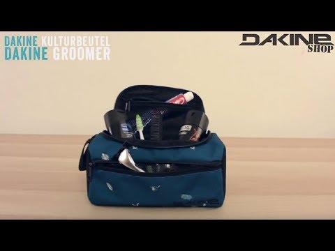 Dakine Groomer Herren Kulturbeutel mit Reißverschluss-Detailfächern für die Reise
