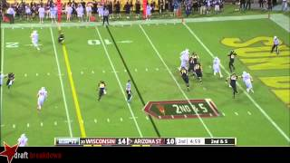 Beau Allen vs Arizona State (2013)