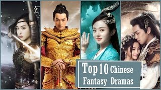 Video Top 10 Chinese Fantasy Dramas MP3, 3GP, MP4, WEBM, AVI, FLV Juli 2018