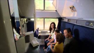 Exploring Amtrak Trains