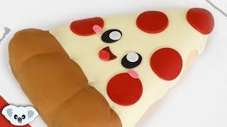 Kawaii Pizza Cake | Birthday Party| Cake Art | Koalipops