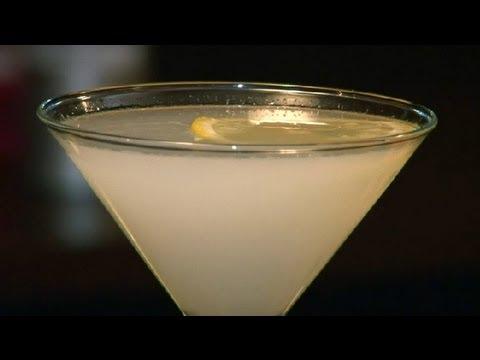 Simple Sambuca cocktail