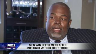 Brothers Who were Arrested for Fighting Back Against Violent Cops — Beat Charges, Win Settlement