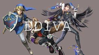 Fox-Link-Bayonetta montage(DeadlyDiva