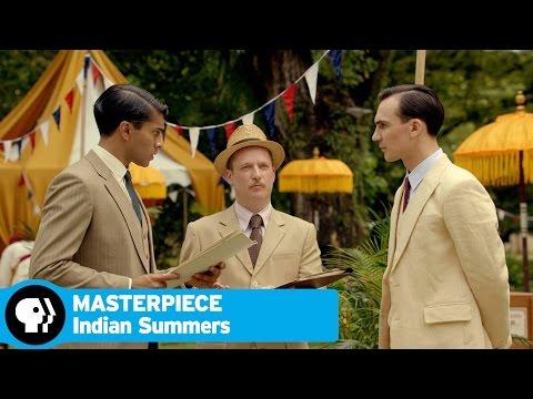 INDIAN SUMMERS, Season 2 on MASTERPIECE | Episode 6 Scene | PBS