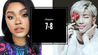 ~OPEN FOR MORE INFORMATION~Hello Beautiful People,We are finally reading another chapter of the long awaited BTS Namjoon fan fiction. This time we are looking at chapter 7-8. .................................................................................................................Follow Me! Instagram: http://instagram.com/kenniejdTwitter: https://twitter.com/KennieLive Streams on Sundayhttp://afreeca.tv/kennieEmail (For collaboration or business Inquires ONLY) KennieJD@gmail.com.................................................................................................................Videos Updated Every Wednesday and Sunday (and sometimes in between so put on those notifications)Keywords in this videoReading a fan fiction about meReacting to my fan fictionBTS fan fictionNamjoon Rap Monster Rap MonKennieJDThis fan fiction is getting too real omgChapter 7-8Stories from KoreaStudying KoreanBlack Girl speaking and Studying KoreanBlack Girl Trying Korean Makeup