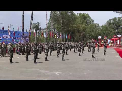 nepali military khukuri dance 2017