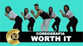 Download Lagu Fifth Harmony - Worth It | Coreografia | CKF Mp3