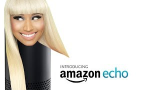 amazon echo : Nicki Minaj edition
