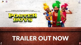 UNCUT - Poster Boys Trailer Launch  Sunny Deol, Bobby Deol, Shreyas Talpade, Dharmendra ☞  Check All Bollywood Latest Update on our Channel & Subscribe  - http://bit.ly/SubscribeMoviezAdda ☞  Follow us on Twitter http://goo.gl/Z4wno5☞  Like us on Facebook https://goo.gl/8Kvkhr☞  Circle us on G+ https://plus.google.com/118018009657043521720☞  Follow us on Instagram http://goo.gl/gSysfH
