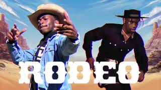 If Travis Scott was Featured on Lil Nas X's Rodeo instead of Cardi B
