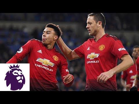 Video: Jesse Lingard's penalty kick extends United's lead | Premier League | NBC Sports