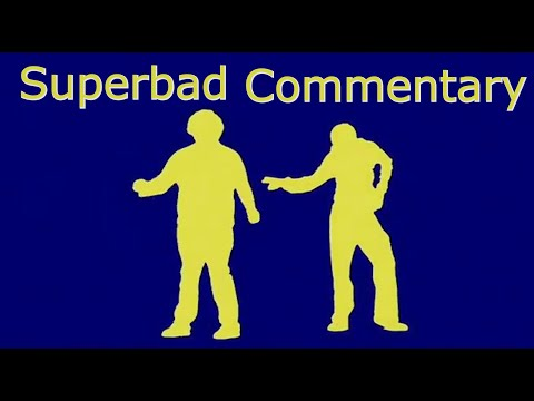 SUPERBAD - Commentary by Jonah Hill, Michael Cera, Seth Rogan, Judd Apatow & MORE