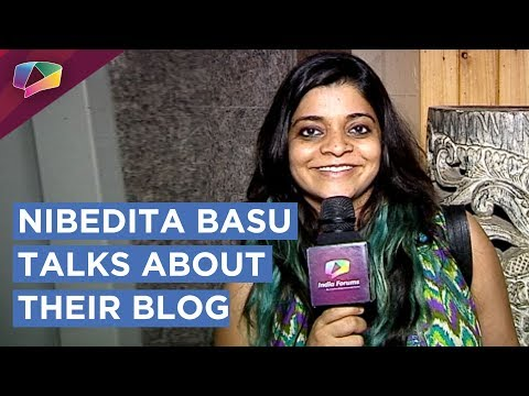 Nibedita Basu Talks About Motherhood, Her blog, An