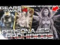 Gears Of War 4 Los Personajes Prohibidos Y Ocultos Del