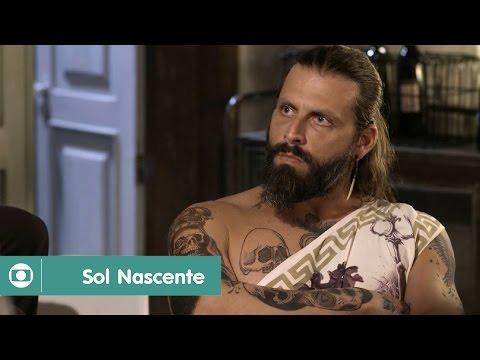 Sol Nascente: capítulo 158 da novela, quinta, 2 de março, na Globo