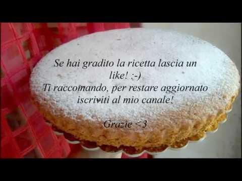 torta paradiso - ricetta