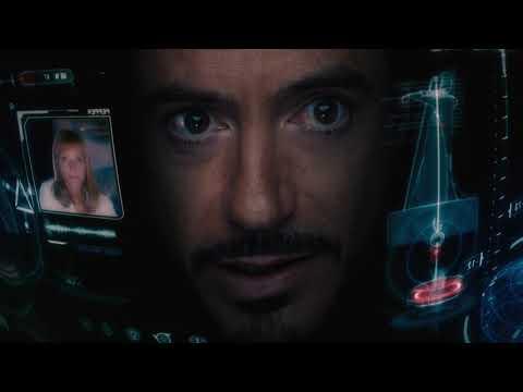 The Avengers: Iron Man Lights Up New Stark Tower