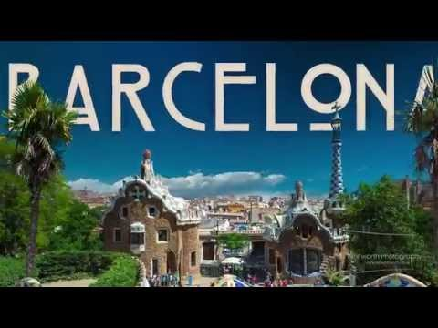 Vídeo Blog Trip Bcn City_Hyperlapse