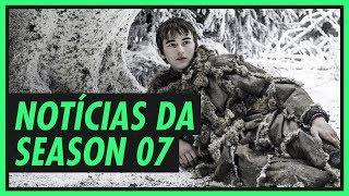 A sétima temporada de Game of Thrones já começou a ser gravada! Fiz esse vídeo extra pra discutir algumas das notícias que saíram nos últimos tempos ...