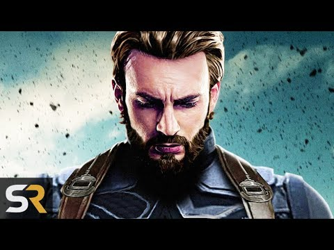 Marvel Theory: Is This How Captain America Will Leave The MCU For Good In Avengers 4? (видео)