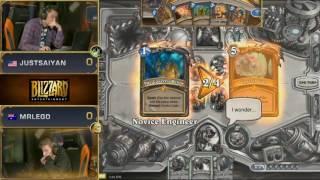 Justsaiyan vs MrLEGO, game 1