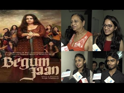 Public Review Of Begam Jaan