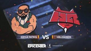 Swole Patrol vs HellRaisers - EPICENTER 2018 - map2 - de_cache [Enkanis, Godmint]