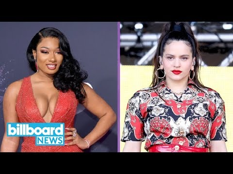 Megan Thee Stallion, Rosalia & Alicia Keys to Receive Awards at Women in Music | Billboard News