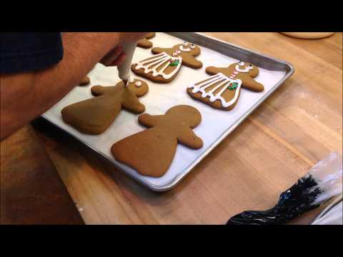 Gingerbread People, and how we make them