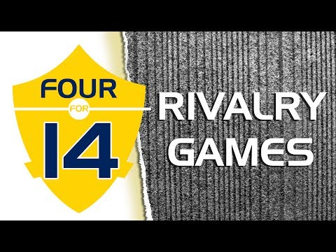 Video: LA Galaxy Four for 14 | Rivalry Games