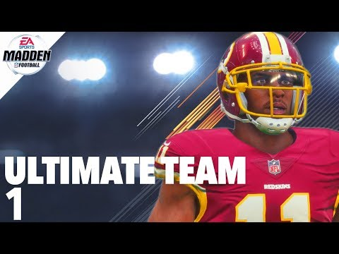 Madden 18 Ultimate Team - From The Ground Up Ep.1 (видео)