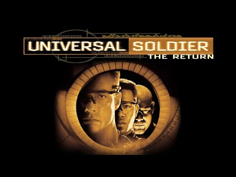 Universal Soldier 2: Brothers in Arms (1998) | Full Movie | Matt Battaglia | Andrew Jackson