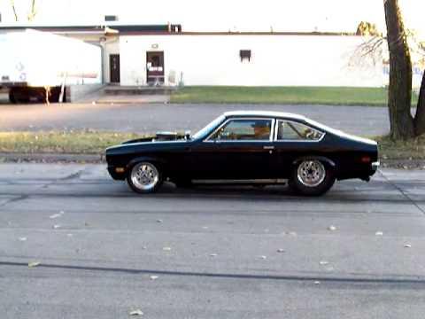 pro street vega blue super vega sh racing nitrous test