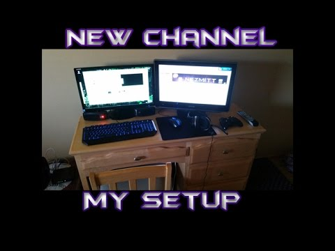 Setup Video & New Channel