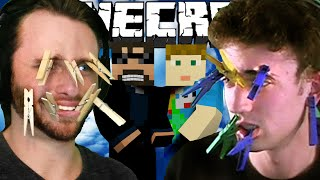 Minecraft Hangman | Clothespin Challenge