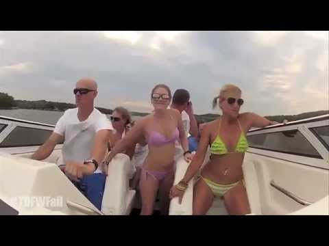 "Boat Crash Video Remix: ""Turn Down For What"" (Looped) Version"
