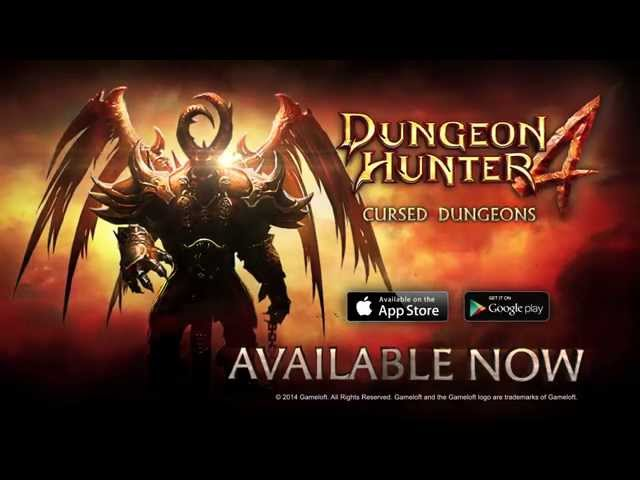 Dungeon Hunter 4 - Cursed Dungeons Update