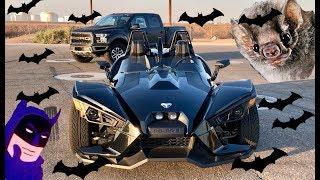 6. Polaris Slingshot, The Batmobile Review!