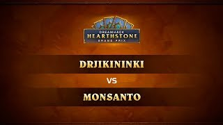 DrJikininki vs Monsanto, game 1