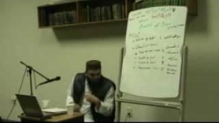 Essentials Of Islam Ar Risalah Al Jami'ah Session 7  5 Of 8