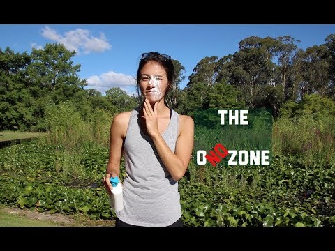 SciFri: Ozone and Sun Protection